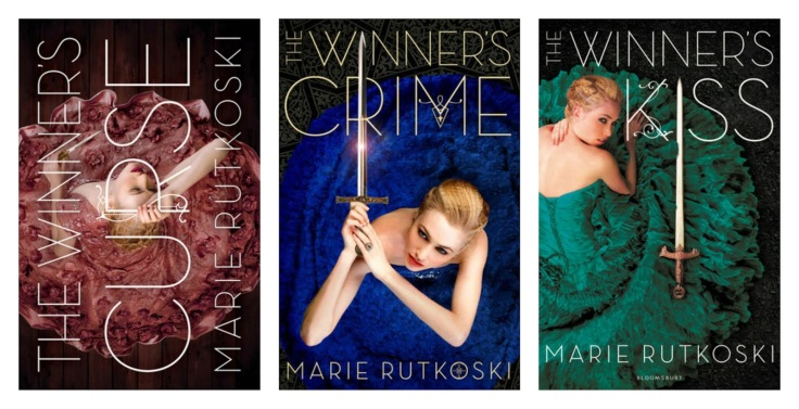 Image result for The Winners curse trilogy